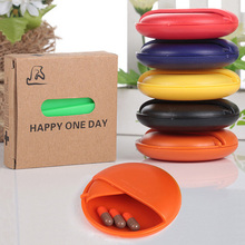 Portable Sealed Moistureproof Pill Case Pill Organizer Medicine Box Drugs Pill Container Splitters for Traveling and Outdoor Use(China)