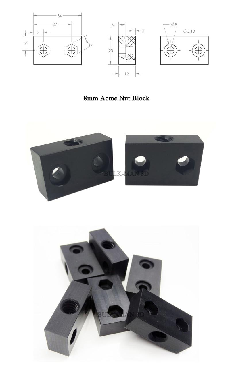 ACME Nut Block 00
