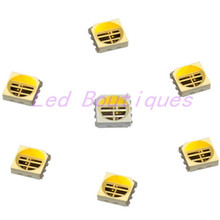 Wholesale high quality 1000 pcs 5050 rgbww 5050 SMD led chip lamp led bead light-emitting diode for strip lights tape