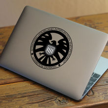 "Agents of Shiel Vinyl Laptop Sticker for Apple MacBook Decal 11"" 12"" 13"" 15"" Air Pro Retina Mac Cover Skin Book Notebook Sticker"