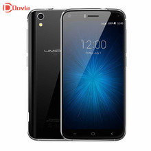 UMIDIGI LONDON Rugged Phone Android 6.0 5.0 inch HD 3G Smartphone MTK6580 Quad Core 1GB RAM 8GB ROM Gravity Sensor Mobile Phone