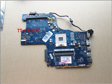 For Toshiba Qosmio X770 X775 Laptop Motherboard with graphics slot HM65 K000126510 PGRAA LA-7191P 1005 Fully Tested