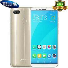 "Original Gionee F6 Mobile Phone Android 7.1 4G LTE Snapdragon Octa Core 3+32G Global Network 5.7"" 18:9 Full Screen Fingerprint(China)"