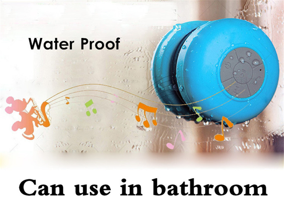 Mambaman Bluetooth Speaker Waterproof Shower Wireless Mini Portable Speakers for Xiaomi iPhone Handsfree Bluetooth Car Receiver (11)