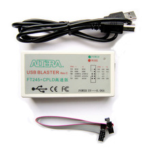 FT245+CPLD High Speed Program Altera USB Blaster Download Cable FPGA / CPLD Downloader(China)