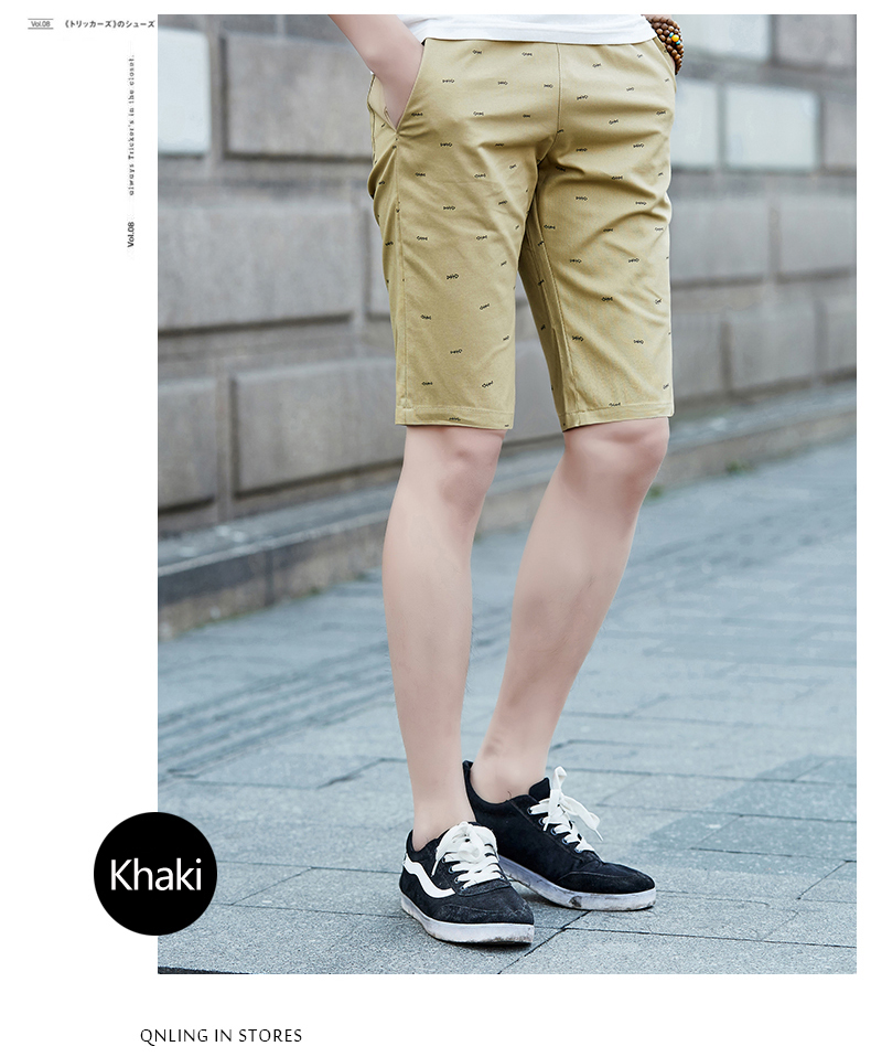 Summer Cotton Shorts Men Fashion Brand Boardshorts Breathable Male Casual Shorts Comfortable Plus Size Mens Short Bermuda Beach 6