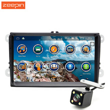 SFT-9VW Android Quad Core GPS WiFi Bluetooth RCA Radio Auto Car Video DVD Player,9 Inch HD Touch Screen With Rearview Camera(China)