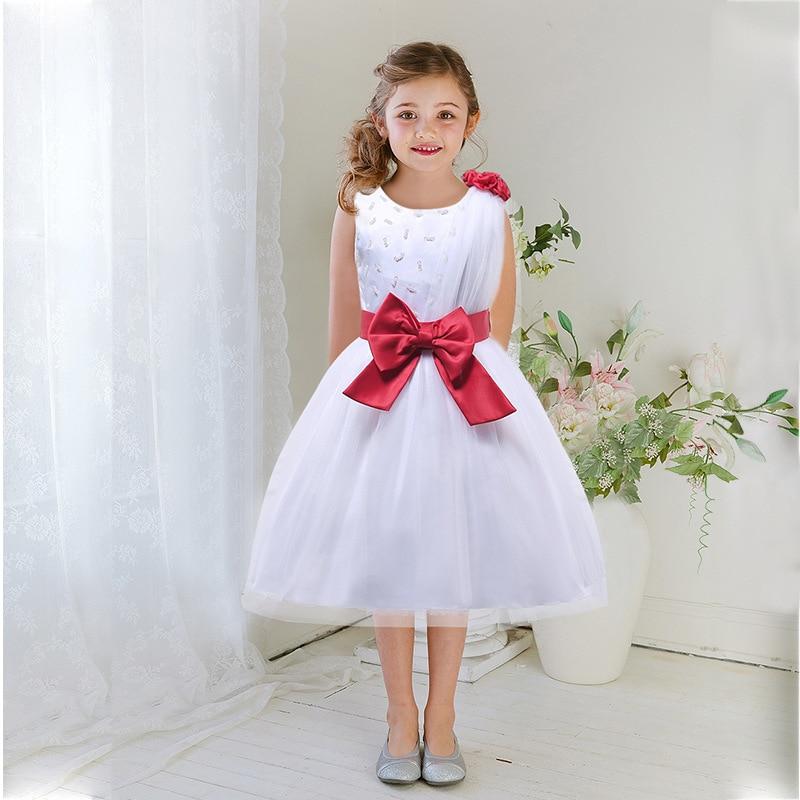 Christmas dress girl Elsa dress girl A girl attending a dance Dress for girls elegant holiday Carnival costumes New year<br>
