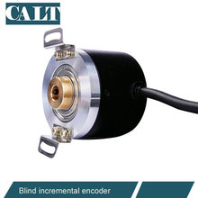 China optical blind hollow shaft rotary encoder - GHB58 series positional encoder apply to punching machine