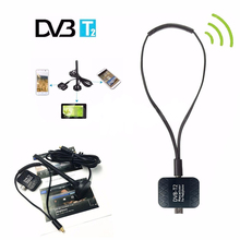 HDTV Mini DVB-T Stick Dongle for Android Tablet Smartphone+Mini Antenna Black Android 4.0.4 or later