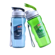 470ml water bottles explorer Space plastic water bottle for outdoor Mountaineer camping Drinking