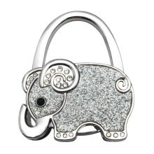 Bag Hanger Handbag Hook Elephant Handbag Holder Purse Hanger Tote Bag Wall Hanger Purse Hook Portable Desk Non-Slip WAll Hook