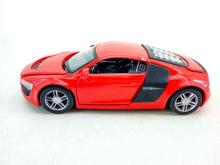 Alloy Audi R8 car model, 1:32 Die cast model, toys car, Alloy car, Children's toys ,Free Shipping