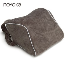 NOYOKE 23*28*13.5 cm Memory Foam Car Driving Neck Pillow Office Car Travel Chair Neck Pillow Coffee(China)