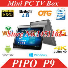 hot sales Pipo P9 Tablet PC WIFI/3G Version RK3288 Quad Core 1.8GHz Android 4.4 2GB RAM 32GB ROM 10.1 inch IPS 1920x1200 7600mAh
