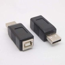 USB Type A Male to Printer Scanner Type B Female Adapter adaptor