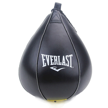Boxing Speed Ball Muay Thai Boxing Punching Ball PU Leather Punch Ball Training Fitness Boxing Equipment Red Black
