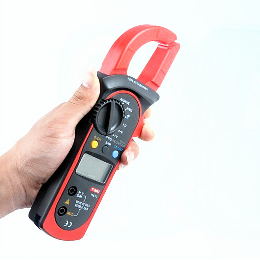 2017 Brand New High Quality UNI-T UT201 LCD Digital Clamp Meter Multimeter Ohm DMM DC AC Current Voltmeter Free Shipping<br><br>Aliexpress