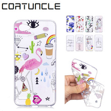 Buy COATUNCLE Coque LG Q6 Case, Soft TPU Phone Case LG Q6 Cover Transparent Silicone Cartoon Back Cover sFor LG Q6 Case for $1.00 in AliExpress store