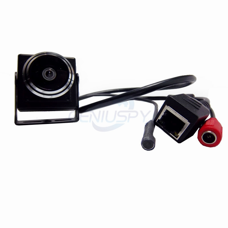 fisheye mini ip audio camera 4