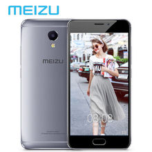 "Original Meizu M5 Note 3GB 16/32 GB Mobile Phone Android Helio P10 Octa Core 5.5"" 13MP Fingerprint 4000mAh Cellular M621Q"