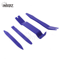 WHDZ Auto Trim Removal Tool for Dash Radio Audio Installer Pry Car Panel Removal Tool Automobile Radio Panel Door Clip Trim Dash(China)