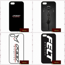 Felt bicycles Bike Logo Phone Cover case for iphone 4 4s 5 5s 5c 6 6s plus samsung galaxy S3 S4 mini S5 S6 Note 2 3 4  JY1073