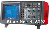500MS/s sample rate Monochrome LCD 2 channels Bench Type Digital Storage Oscilloscopes UTD2082B