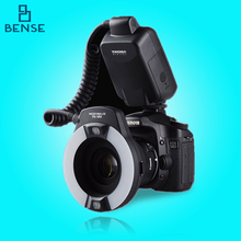 Yongnuo YN-14EX TTL Macro Ring Flash Speedlite Light for Canon 5D Mark II 5D Mark III 6D 7D 60D 70D 700D 650D 600D MR-14EX