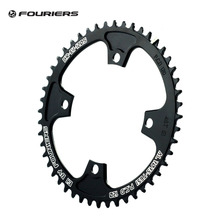 Fouriers MTB Single Chainring with Bolt BCD 120mm PCD 120 36T 38T 40t 42t 46t 48T 1 x Speed Chain Ring Chain Wheel Bicycle Parts(China)