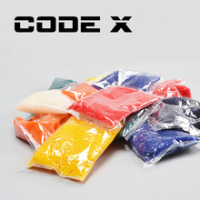Code X 10000Pcs 7-8mm Soft Crystal Water Gels Paintball  Gun Toy  Ball For Gel Blasting Toy Gun