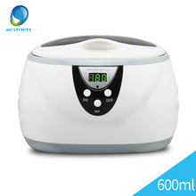 Digital Ultrasonic Cleaner Wash Bath Tank Baskets Jewelry Watches Dental 0.6L 35W 42kHz Ultrasound Mini UltraSonic Cleaner Bath