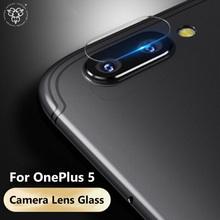 10PCS Back Rear Camera Lens Protector for OnePlus 5 1+5 Camera Protector Tempered Glass Protective Film Protection One plus 5