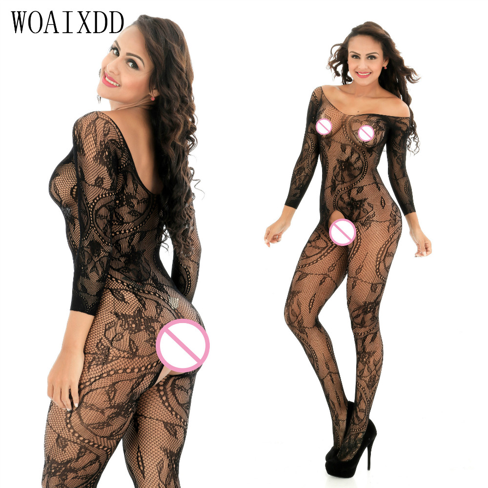 Hot Sexy Bodystockings Sexy toy Sexy Underwear intimates Kimono Sex products Open Crotch women Teddies Sexy Lingerie crotchless