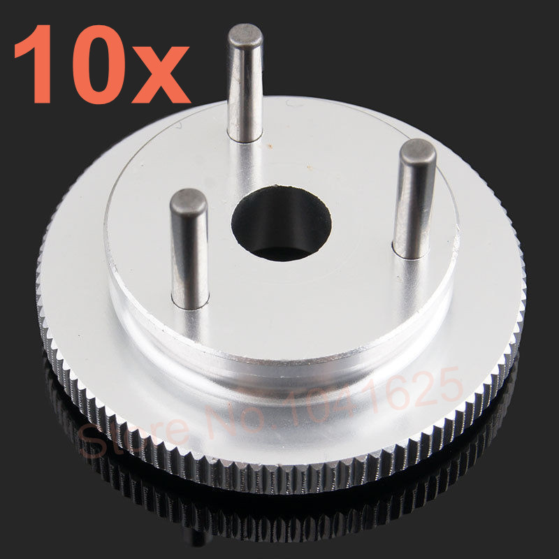 Wholesale 10Pcs/Lot HSP 81040 Flywheel (Al.) Alloy For HSP RC 1/8 Model Car Spare Parts Upgrade Engine Parts<br>