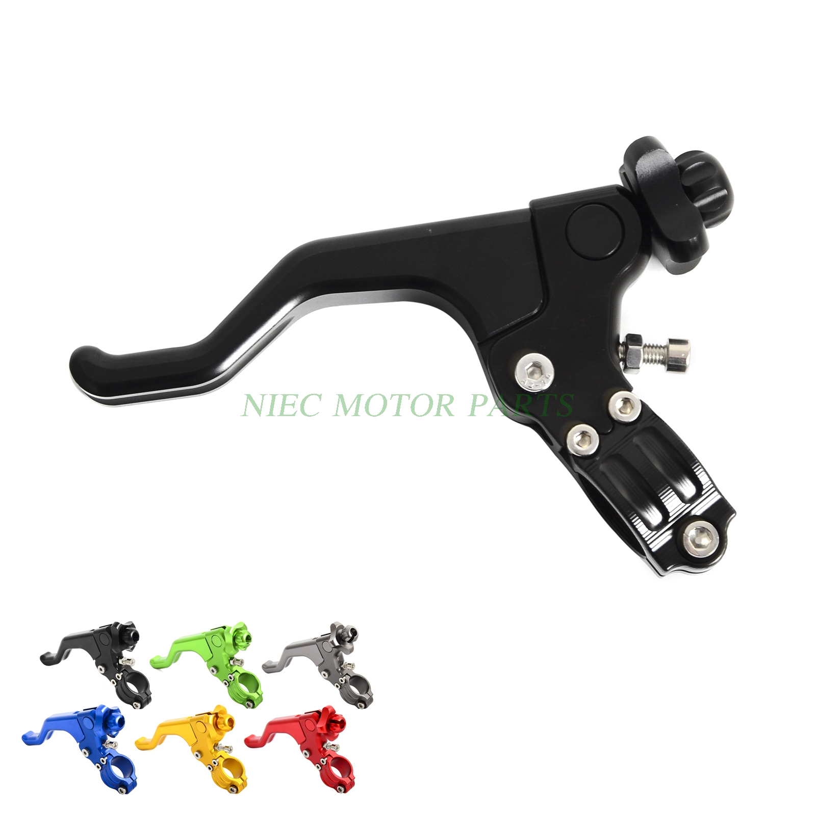 CNC Performance Stunt Clutch Lever /Clutch Perch assembly For Honda CR CRF Kawasaki KX KLX Suzuki RM DRZ Yamaha YZ WR<br>