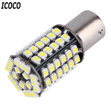 Buy ICOCO Engergy Saving Super White 1156 BA15S P21W Xenon LED Light 80 SMD Auto Car Xenon Lamp Tail Turn Signal Reverse Bulb Light for $1.26 in AliExpress store