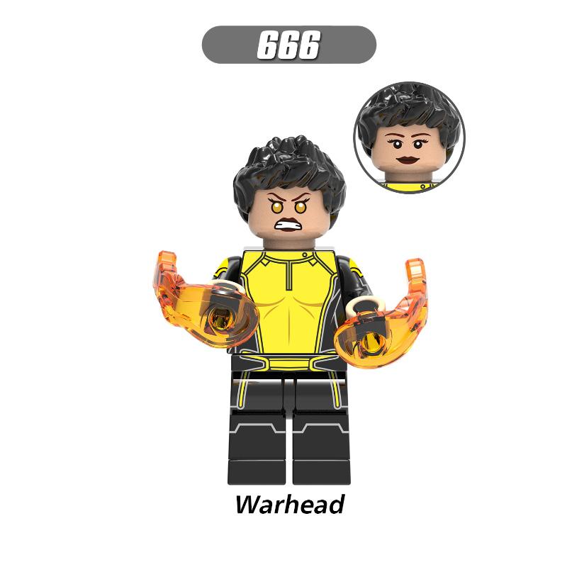 XH666-Warhead