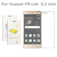 For HUAWEI P8 Lite P9 Lite GR3 GR5 Mate 7 mate 8 mateS G8 mini G8 ,3pcs/lot High Clear LCD Screen Protector Film(China)