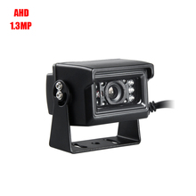 AHD 1.3MP 3.6mm IR Night Vision Rear View Parking Backup Reversing Camera Vehicle Truck Bus Vans Surveillance Security,AHD-680(China)