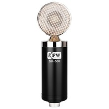 High Quality KFW SK-500 computer recording capacitor microphone computer recording cover songs skype chat network  Black