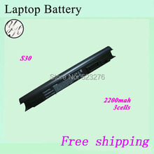 Hot sale Netbook battery N450   N270   PC230  S30  S20  M3S1P  3E03  E260  D425  3E01  3E05  3E02 laptop battery