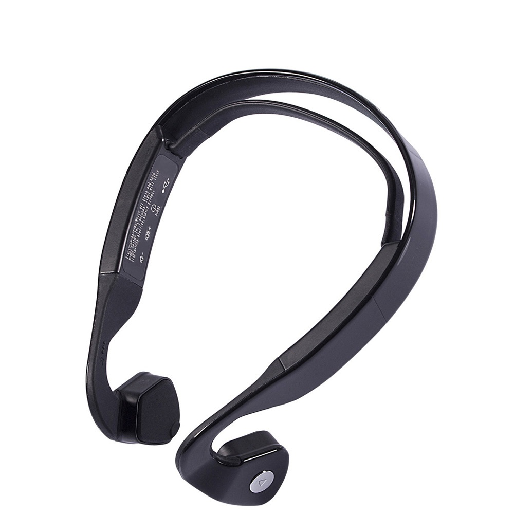 S.Wear Wireless Bluetooth HiFi Sports Headphone Bone Conduction Earphone Ergonomic Noise Isolating Handfree Headset for Phone<br>