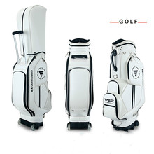 Golf Travel Bag Wheels Stand caddy airbag flight aviation aircraft 8 Divisions Golf Cart Bag