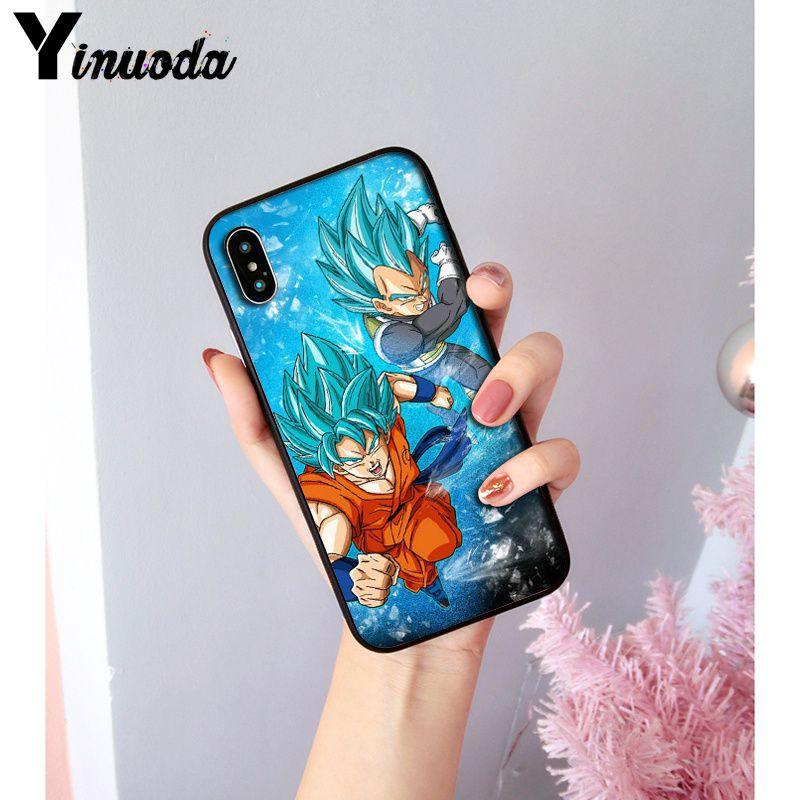 Anime Dragon Ball Saiyan Goku Vegetto Gohan