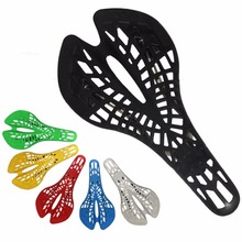 MTB Road Mountain Cycling Bike Ergonomics Hollow Plastic Spider Saddle Seat Cushion Comfortable Light Weight Bicycle Seat