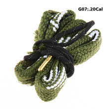 1Pcs Bore Snake Rifle/Pistol/Hunting Cleaning 20 GA Gauge G07 Cleaner Rope P5(China)