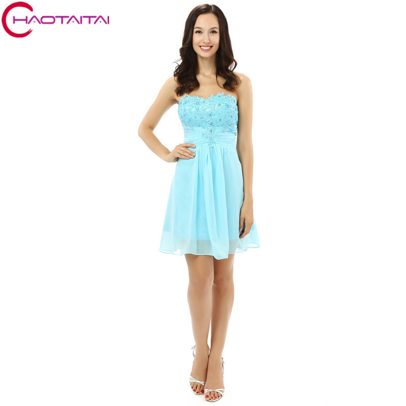 Online Buy Wholesale juniors dresses short party from China ...