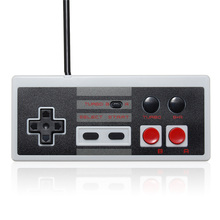 For NES Turbo Classic Mini Edition Wired 2.7m Retro Gaming Controller Gamepad For Nintendo For Mini NES For Wii Game Pad Newest