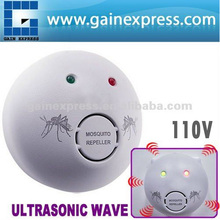 Indoor Electronic Ultrasonic Wave Mosquito Dragonfly Repeller Repellent Pest Bug Control Electronic Killer 110V only